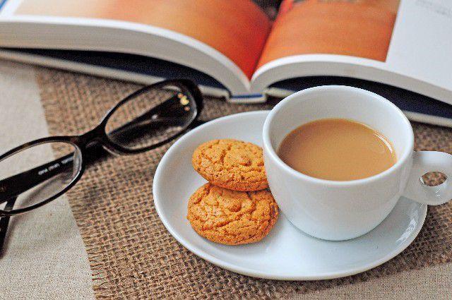 カフェインコーヒー画像